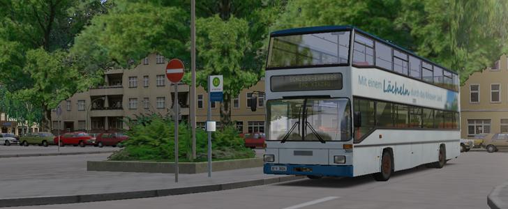 Ein hoch auf unsern Busfahrer, Busfahrer, Busfahrer!